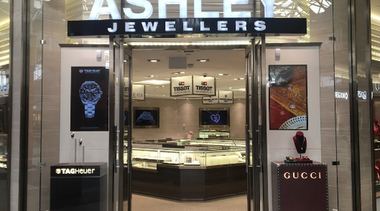 Ashley Jewellers - Lime Ridge Mall